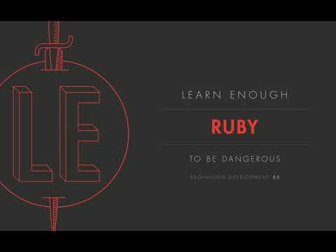"""Chapter 1: """"Hello, world!"""" (Ruby)"""