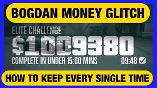$1,000,000 Replay Bogdan Glitch Gta 5 Online