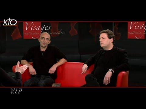 Douglas Kennedy et Nicolas Bouriot
