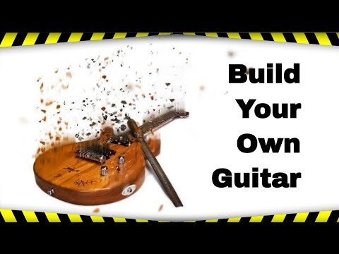 Build Your Own Guitar - Online Course