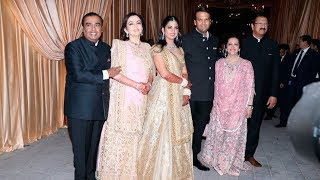 Isha Ambani and Anand Piramal Wedding Reception Mumbai Full Video