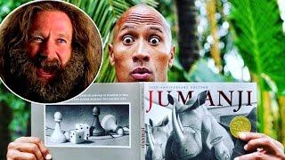 New Jumanji Movie To Honor Robin Williams