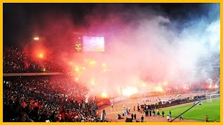 preview picture of video 'Pyroshow Ultras Ahlawy : Al Ahly vs. Sewe Sport'