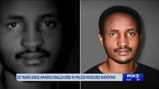 20 Years Ago: Amadou Diallo Killed In Police Involved Shooting