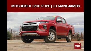 Mitsubishi L200 2020, manejamos a la pick up que ve al trabajo duro como ir de día de campo