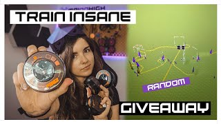 Train insane giveaway track! Full FPV Race track - velocidrone | MaiOnHigh