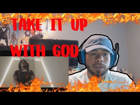 Mozzy - Take It Up With God (Official Video) ft. Celly Ru REACTION!!