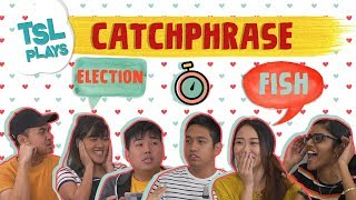 TSL Plays: Catchphrase