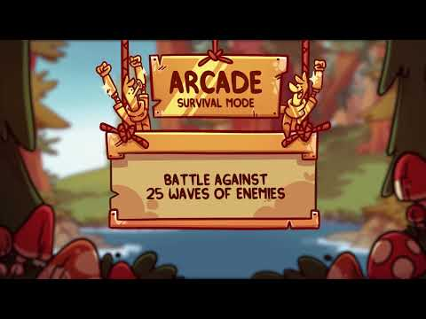 Arrow Heads - Game Modes - Highlight thumbnail