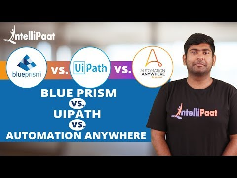 UiPath Studio - RPA Tutorial - Intellipaat