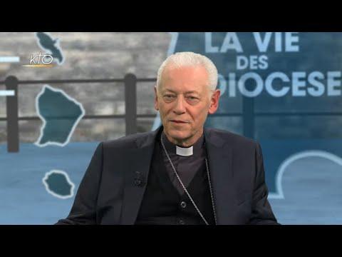 Mgr Eric Aumonier - Diocèse de Versailles