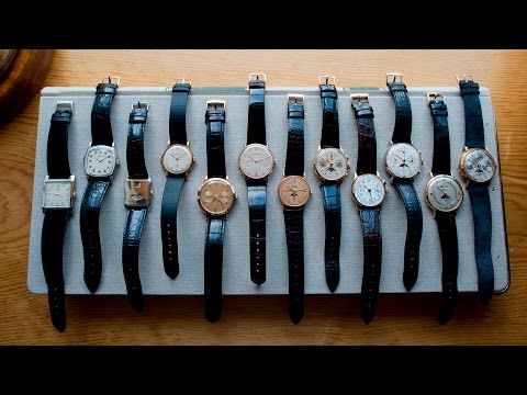 Inside The Archives With Audemars Piguet