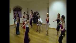 Danza del Ventre con musica dal vivo (luglio 2012)