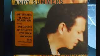 Andy Summers : 'Round Midnight (Lyrics)