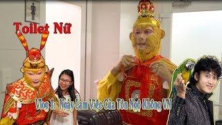 Vlog 1:Chàng trai Hóa Thân Tôn Ngộ Không Giống Nhất VN