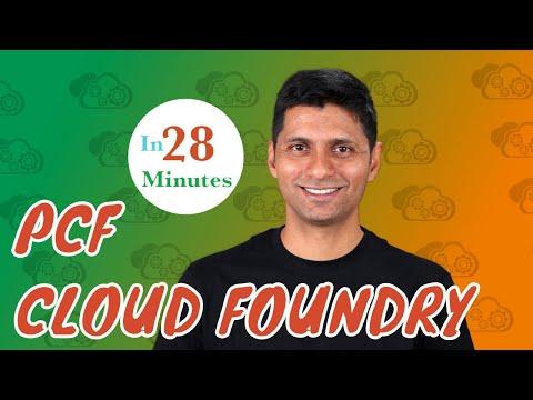 [NEW COURSE] Pivotal Cloud Foundry (PCF) Crash Course ...