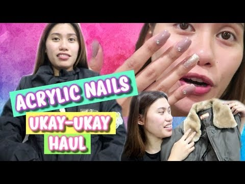 Spray na may kuko halamang-singaw