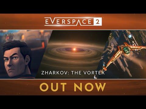 Everspace 2 Receives New Star System in Zharkov: The Vortex Update