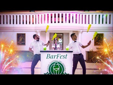 Бармен Шоу BarFest, відео 1