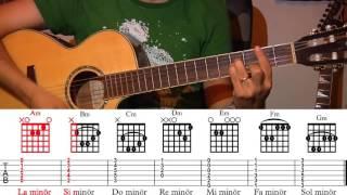 Abi Bana Gitar Öğret - (TEMEL AKORLAR)