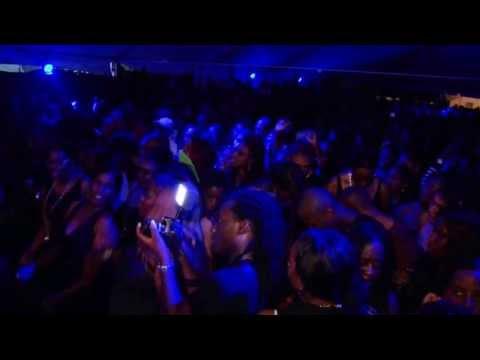 Larouge welkom all black party suriname 2013 # 2