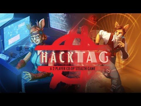 Hacktag Steam Early Access Launch Trailer thumbnail