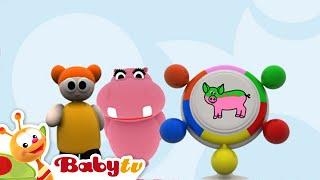 Renk Oyunu - Hippa Hippa Hey, BabyTV Türkçe