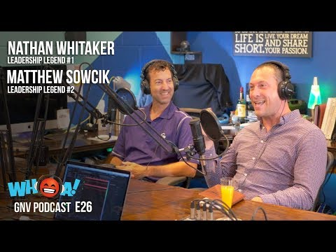 Humility, Perception, Authenticity, Mentorship, and Faith in Leadership | WHOA GNV Podcast