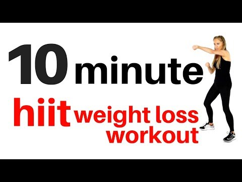 HOME HIIT WORKOUT  FOR WEIGHT LOSS - SUITABLE FOR BEGINNERS - BURN CALORIES & TONE UP - START TODAY