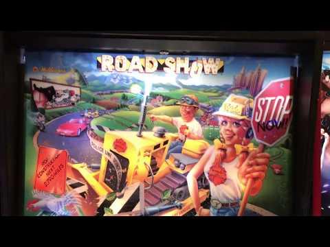 Download Pinball Arcade Roadshow Video 3GP Mp4 FLV HD Mp3 Download