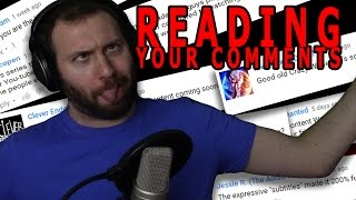 GOOD OLD CRAZY WADE | WADE-ING THROUGH! Reading Your Comments