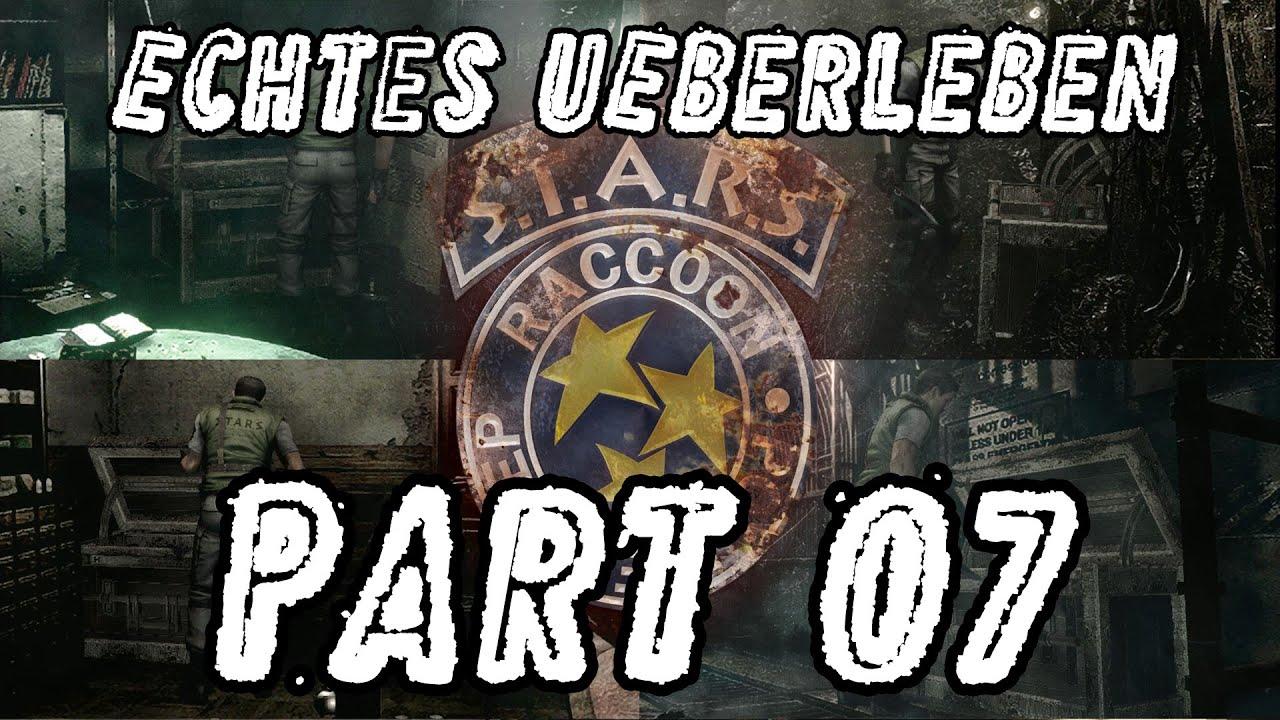 Resident Evil HD Remaster – Part 07 [Echtes Überleben / Jill]