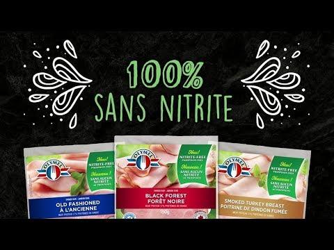 Sans nitrite savoureuses