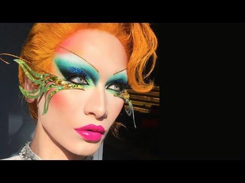 Miss Fame - 80s inspired Makeup - Color Evolution