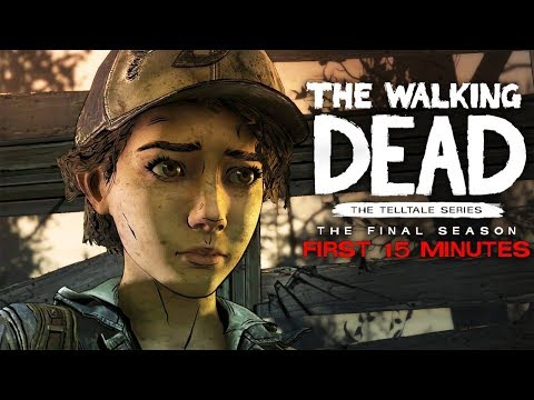 The Walking Dead - The Final Season | FIRST FIFTEEN MINUTES thumbnail