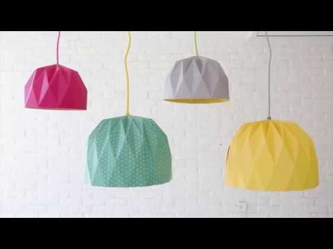 How To Fold A Large Origami Lampshade Mp3