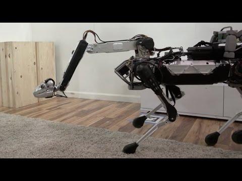 Boston Dynamics Spot-Mini Video Is Unbelievable