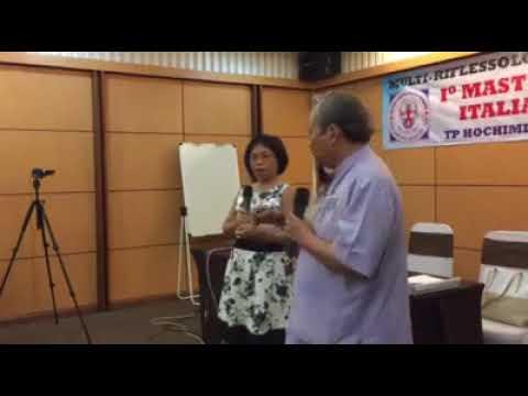 Đoàn Diện Chẩn ITALYA học THỂ DỤC TỰ Ý Bùi Quốc Châu PHẦN 1