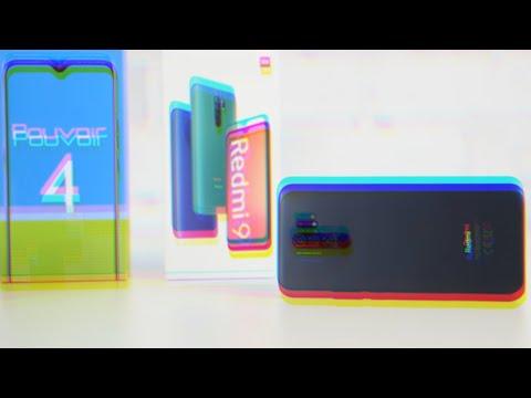 Сравнение двух бюджетников Xiaomi Redmi 9 и TECNO Pouvoir 4 / Арстайл /