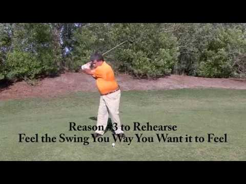 3 Reasons Why You Should Rehearse Before Swinging