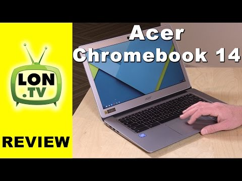 Acer Chromebook 14 Review - 14 Inch 1080p $300 Chromebook with 4GB of RAM CB3-431