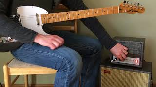 10 Minutes With The Benson Vinny Amplifier And A Telecaster