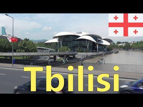 A Trip Through Tbilisi, the Capital of Georgia