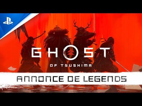 Bande-annonce de révélation de Ghost of Tsushima