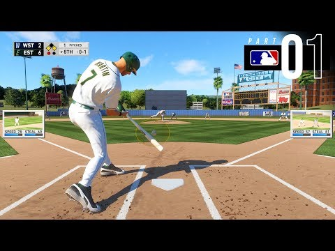 MLB 19 Road to the Show - Part 1 - The Beginning