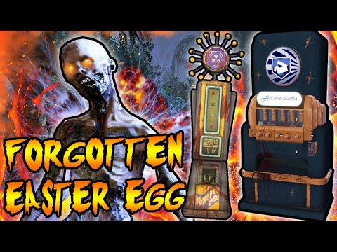 FORGOTTEN ZOMBIES PERKS! Secret Easter Eggs You Didn't Know! Black Ops 3 Zombies Easter Eggs #8