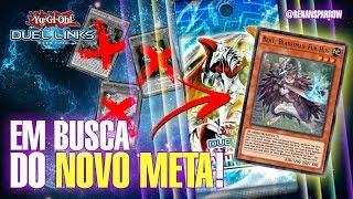 EM BUSCA DO NOVO META! - Yu-Gi-Oh! Duel Links #374