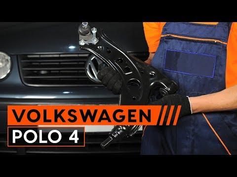 Wie VW POLO 4 Querlenker wechseln [TUTORIAL AUTODOC]