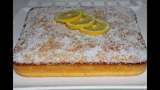 الكيكة العجيبة الغريبة بالماء بدون بيض بدون حليب و بدون زبدة و بدون ياغورت هشة و ناعمة و لذيذة