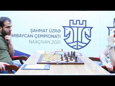 Şahmat üzrə Azərbaycan çempionatı- Naxçıvan 2021 (9-cu turdan video icmal) 1